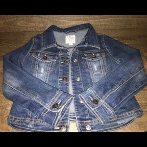 Girls denim jacket 4X (children's place)